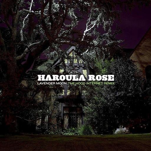 Haroula Rose альбом Lavender Moon (feat. the Hood Internet)