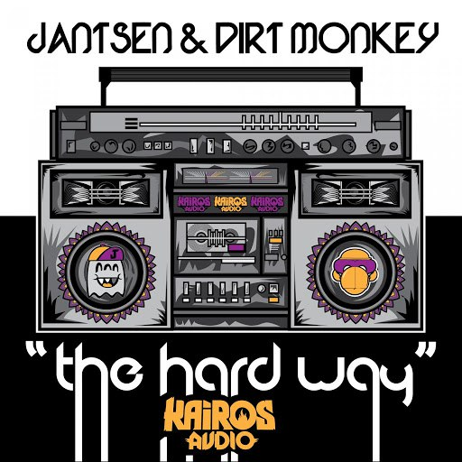 Jantsen альбом The Hard Way