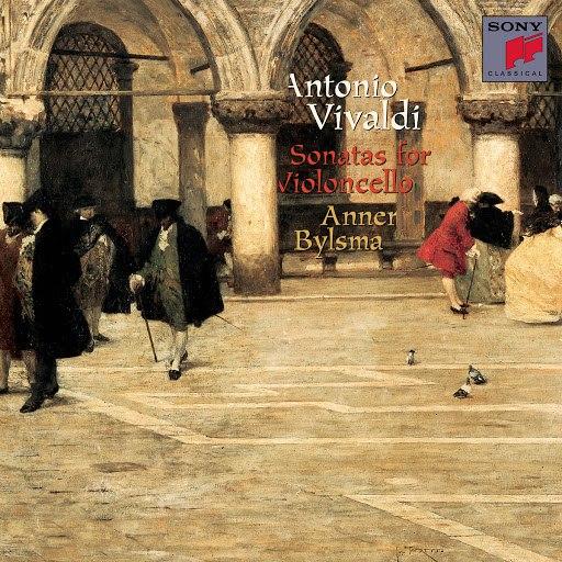 Anner Bylsma альбом Vivaldi: Cello Sonatas