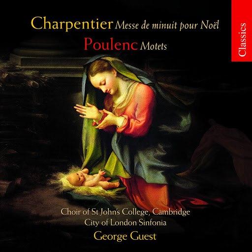 Alan Walker album Charpentier: Messe De Minuit Pour Noel / Poulenc: Motets