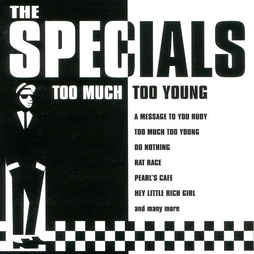 The Specials альбом Too Much Too Young