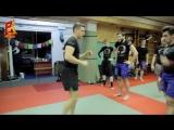 Футворк - работа ног в ММА. Тренировка Александры Албу. Alexandra Albu footwork training