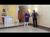 Творческая семейная пара порадовала гостей песней о любви на празднике в отделе ЗАГС Новоусманского района