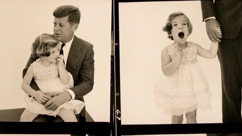 Голос Америки - Жизнь Джона Кеннеди в фотографиях В США...