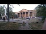 День Шахтера Углегорск- отрывок