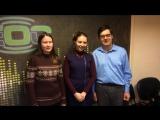 Олег Шевкун, Оксана Куропаткина и Ольга Шинкаренко о программе «Радиогостиная»