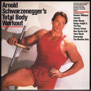 Arnold Schwarzenegger альбом Arnold Schwarzenegger's Total Body Workout