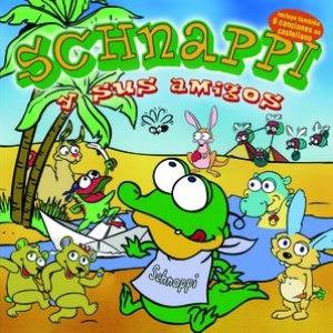 Schnappi альбом Schnappi y sus amigos