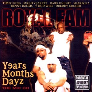 Royal Fam альбом Years Months Dayz