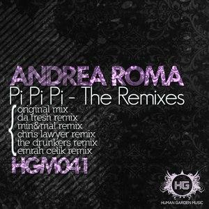 Andrea Roma альбом Pi Pi Pi - The Remixes