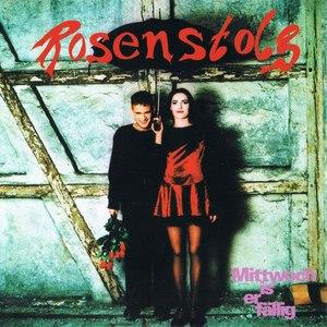Rosenstolz альбом Mittwoch is' er fällig