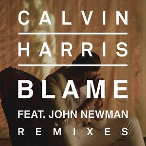 Calvin Harris альбом Blame (Remixes)