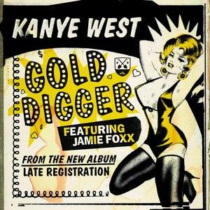 Kanye West альбом Gold Digger