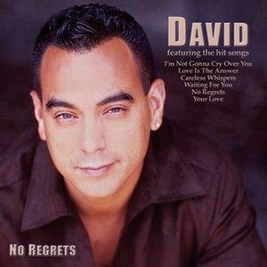 David альбом No Regrets