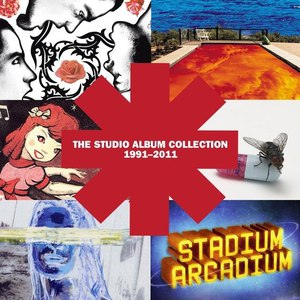 Red Hot Chili Peppers альбом The Studio Album Collection 1991 - 2011