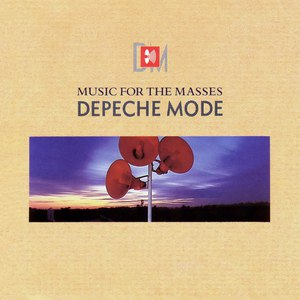 Depeche Mode альбом Music For The Masses [digital version]