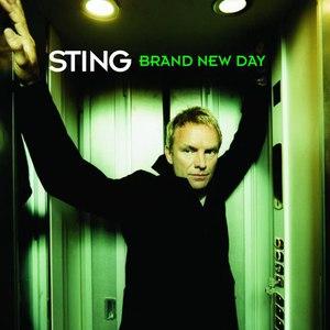 Sting альбом Brand New Day