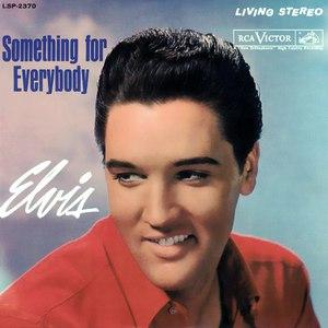 Elvis Presley альбом Something For Everybody