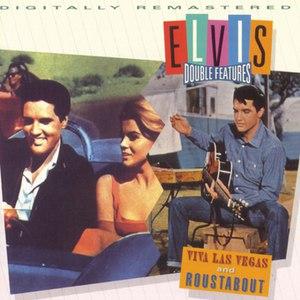Elvis Presley альбом Elvis Double Features Viva Las Vegas & Roustabou