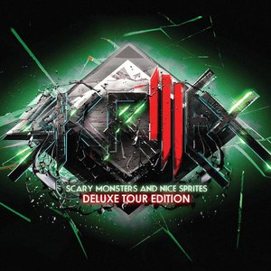 Skrillex альбом Scary Monsters and Nice Sprites (Deluxe Tour Edition)