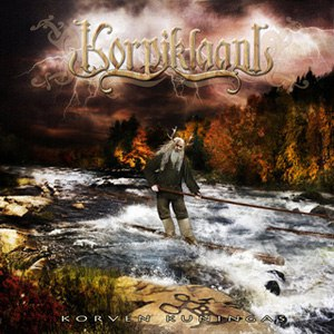 Korpiklaani альбом Korven Kuningas