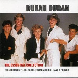 Duran Duran альбом The Essential Collection