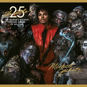 Michael Jackson альбом Thriller 25 Super Deluxe Edition