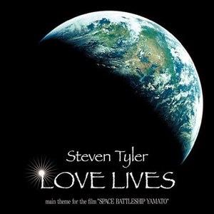 Steven Tyler альбом Love Lives