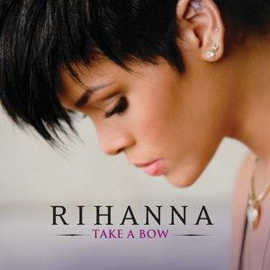 Rihanna альбом Take A Bow (Int'l Maxi)