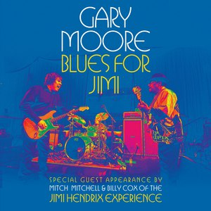 Gary Moore альбом Blues For Jimi