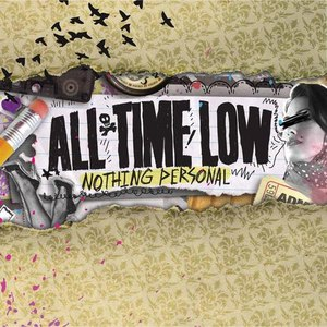All Time Low альбом Nothing Personal (Deluxe Version)