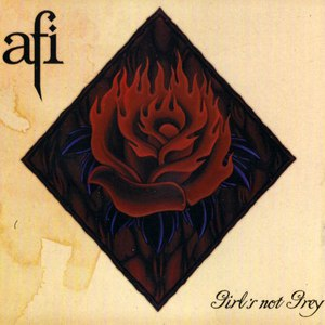 AFI альбом Girl's Not Grey