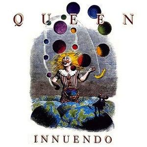 Queen альбом Innuendo (2011 Remaster)