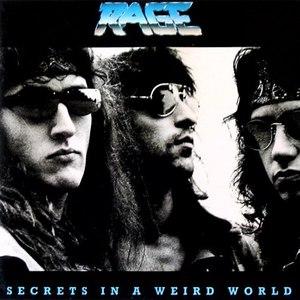 Rage альбом Secrets In A Weird World