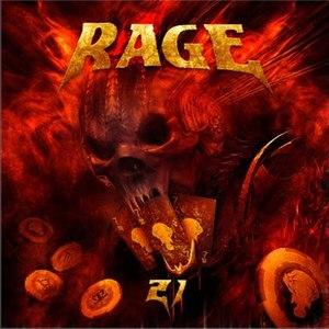 Rage альбом Twenty One (21)