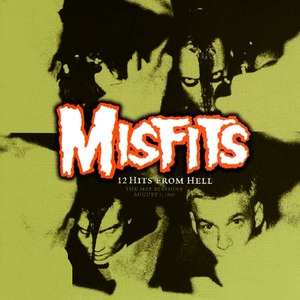 Misfits альбом 12 Hits From Hell