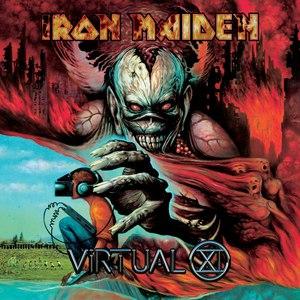 Iron Maiden альбом Virtual XI