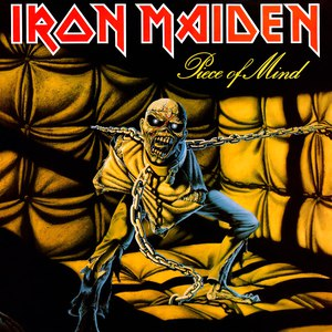 Iron Maiden альбом Piece of Mind
