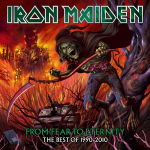 Iron Maiden альбом From Fear To Eternity The Best Of 1990-2010