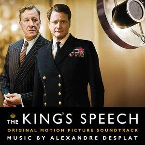 Alexandre Desplat альбом The King's Speech