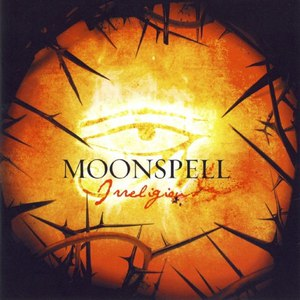 Moonspell альбом Irreligious (Reissue)