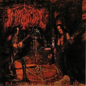 Immortal альбом Plague of Evil