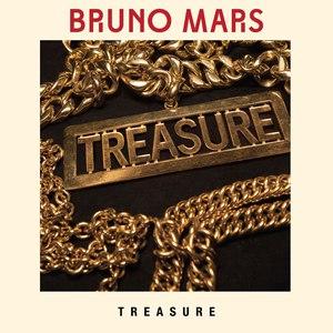 Bruno Mars альбом Treasure Remix EP