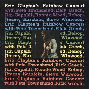 Eric Clapton альбом Eric Clapton's Rainbow Concert
