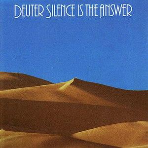 Deuter альбом Silence Is the Answer