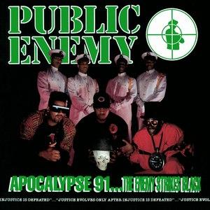 Public Enemy альбом Apocalypse 91...The Enemy Strikes Black