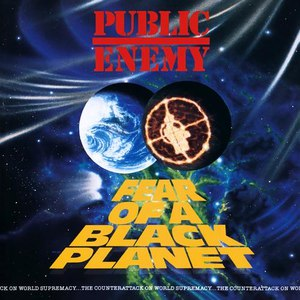 Public Enemy альбом Fear Of A Black Planet (Deluxe Edition)