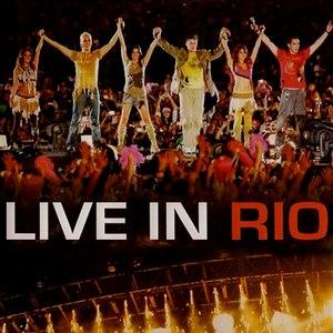 RBD альбом Live in Rio