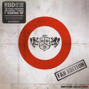RBD альбом Empezar Desde Cero (Fan Edition)
