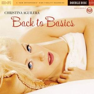 Christina Aguilera альбом Back to Basics